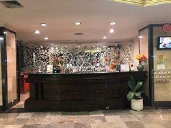 Resepsionis Grand Surabaya Hotel