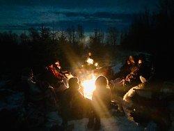 Full moon Bonfire event workshops
