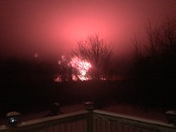 Views of devils Glen New Years Eve fire works right onsite of our balcony.. no need to drive anywhere!!! Just perfect!