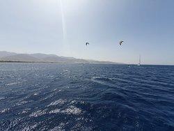down-wind eilat