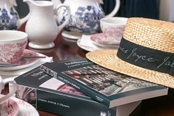 Bloomsday - Afternoon Tea in Dublin