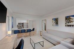 One Bedroom Oceanfront Villa