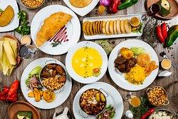 Mucho sabor a Ecuador, en cada uno de nuestros platos descubrirás nuestros sabores tradicionales.