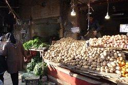 Scorci del bazar