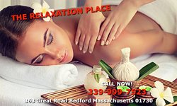 Here at The Relaxation Place, We are a proud Asian Spa located in Bedford, Massachusetts we are professional Asian massage therapists that are trained to provide all kinds of massages in one place right on Great Road ! Here at The Relaxation Place, We are a proud Asian Spa located in Bedford, Massachusetts we are professional Asian massage therapists that are trained to provide all kinds of massages in one place right on Great Road !