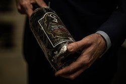 Impressie wijnkelder
