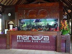 Welcome to Manava Beach Resort
