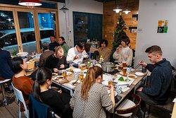 INARI GLEAN cafe and bar Osaka Japan