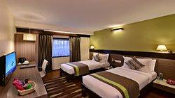 Leisure Inn Twin Room