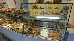 麵包咖啡店餐點