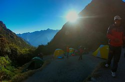 All inclusive inca trail trek - Explore Adventures Peru