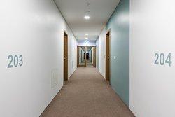 Corridor, Superior rooms