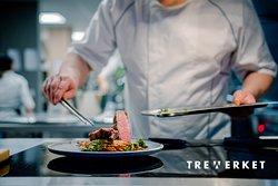 Vi lager spennende mat fra alle verdens hjørner og ønsker å være det lokale spisestedet som fokuserer på kvalitet, gode råvarer og bærekraft!