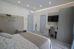 Camera 2 Matrimoniale con balcone