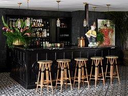 Gitano downstairs bar