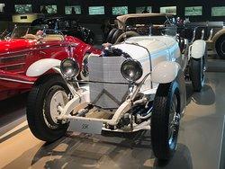 Older Mercedes