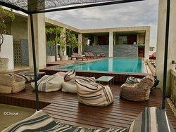 Beautiful Rooftop Infinity Pool