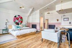 Selina Manchester Rooms Loft