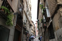 Толедо, улицы