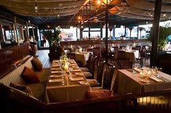 The Safari Room at Ocean Cliff Hotel