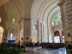 Interior da Basílica de Caacupé