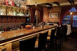 Our lovely bar