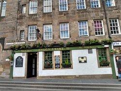 External View of Pub