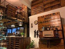 Hermoso lugar, muy cálido! La mejor pizza de La Habana, y la mejor atención ♥️