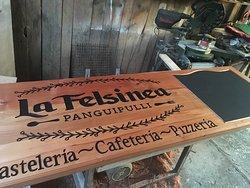 Cafeteria- pastelería- Pizzeria