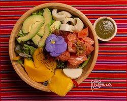 Amazonas Iquitos ( salade)