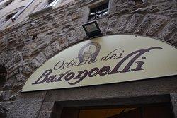 Osteria dei Baroncelli, Florencia