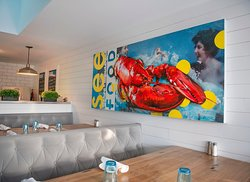 Bluecoast Seafood Grill in Bethany Beach