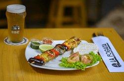Variedad de oferta en El Café de Carlos