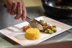 Le Restaurant de l'hôtel Cap Vert
