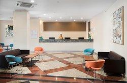 Reception area - block C