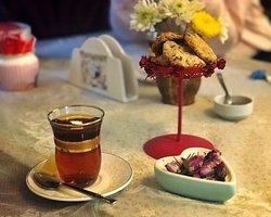 Iranian Tea And Rose Buds