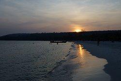 Koh Rong Пляж Long Set