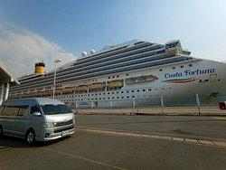 Pick up from Laem chabang cruise port