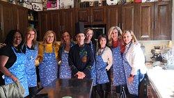 Cooking class in San Miguel de Allende , Mexico