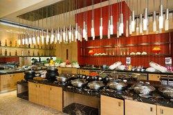 Fifty9 Dinner Buffet Setup
