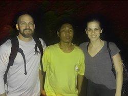 Wellcome to gili island lombok Gili tra la la ( terwangan meno & air ) Lauren and husband
