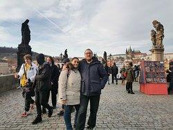 Il simbolo di Praga!