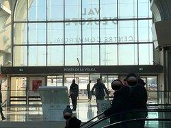 Porte de la Volga du Centre Commercial Val d'Europe