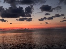 catch the sunset in Tropea while enjoying an Ali babba