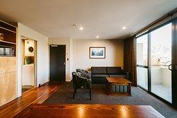 One Bedroom Balcony Apartment