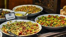diversas e deliciosas opções para seu prazer gastronômico