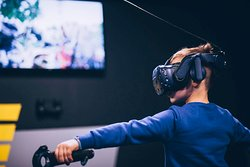 Virtual reality suits absolutely everyone! It doesn't need much training or an understanding of the technology. Everyone will find his own exciting game or quest.