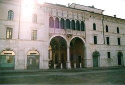 Loggetta del Monte di Pietà - Brescia.