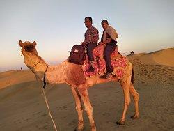 Badia Khan Camel Dream Safari