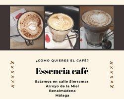 Café ecológico 100% natural.